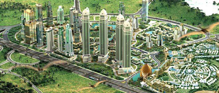 City of Arabia