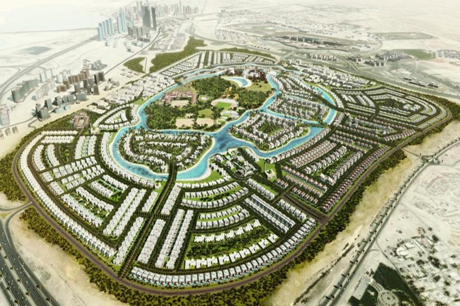 Mohammad Bin Rashid Al Maktoum City (MBR)