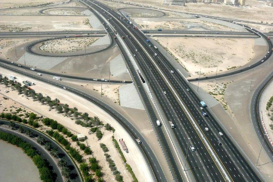 Mohammad Bin Zayed Road
