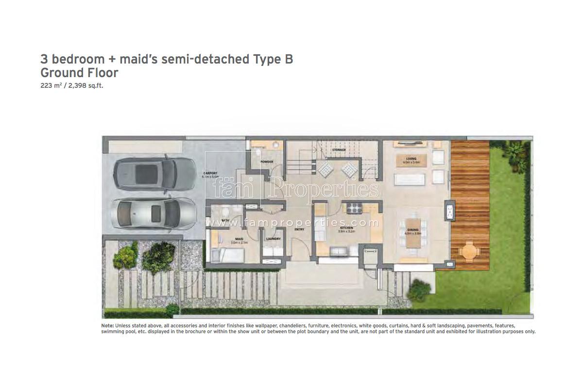 Arabella Townhouses Phase 1 Villas