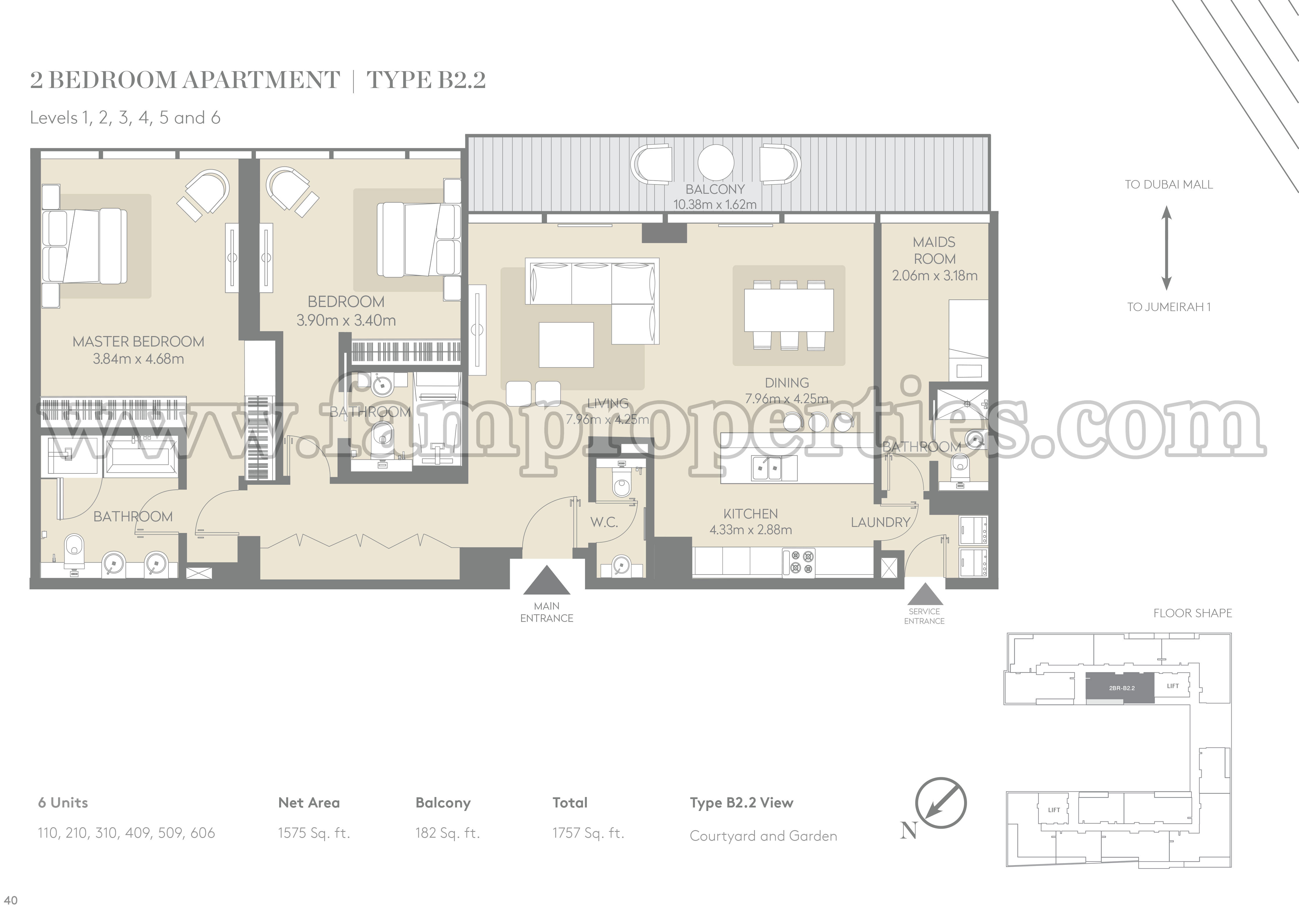 Floor plans city walk jumeirah by meraas for City house plans