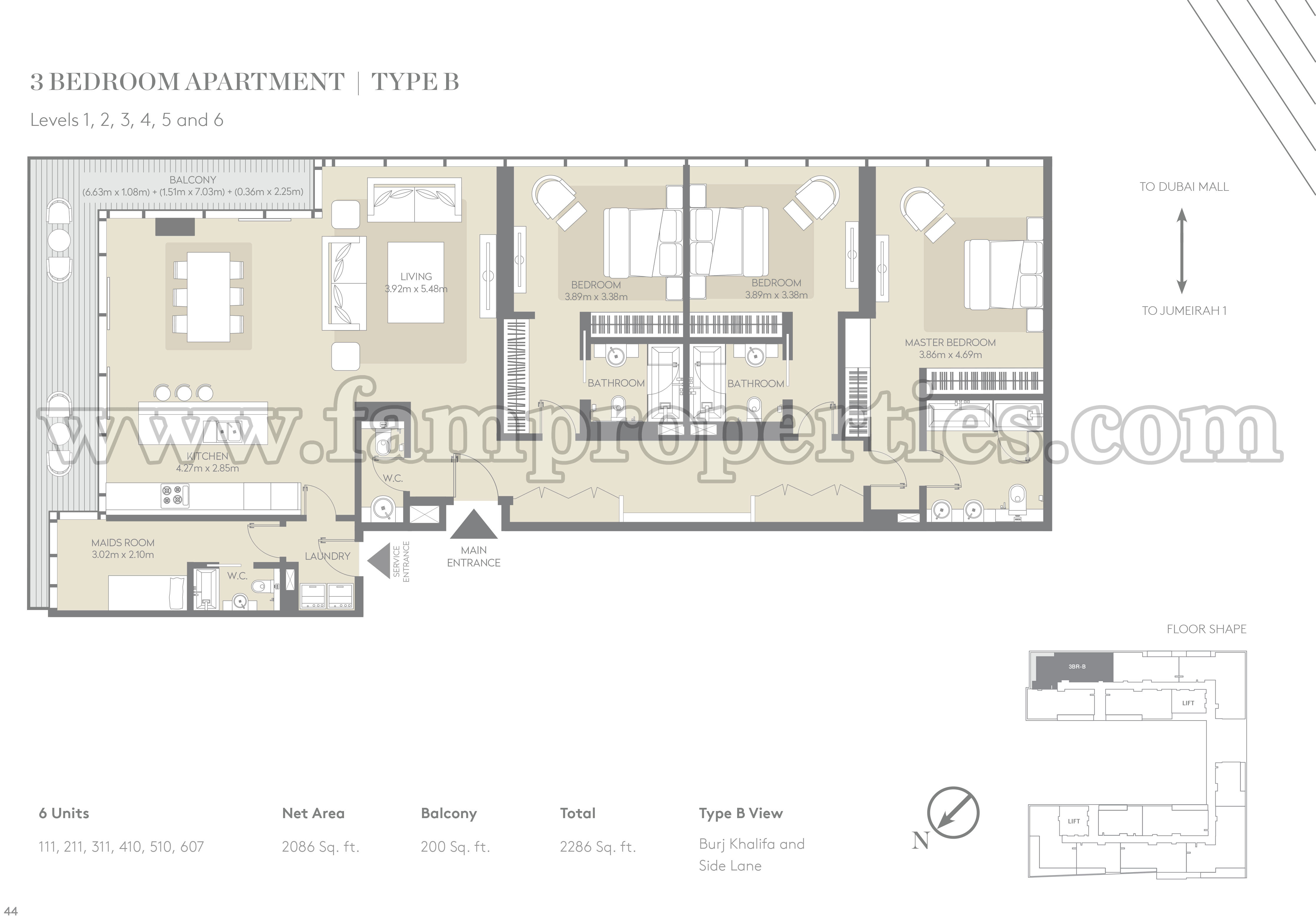 100 200 Sq Ft Apartment Floor Plan 100 Small House