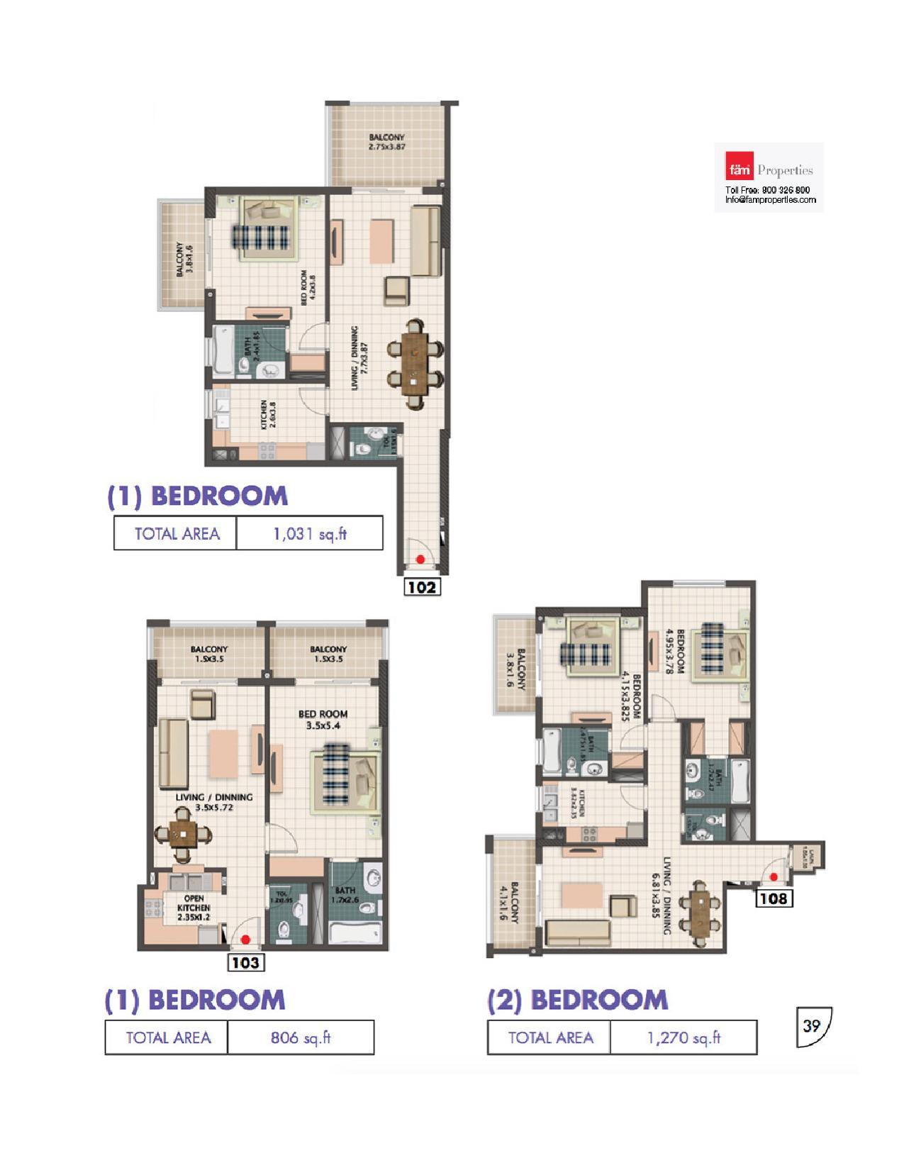 Floor Plans Queue Point Apartments Liwan Dubailand #0: queue point 837