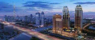 Al Habtoor City Apartment by Al Habtoor Group at Business Bay