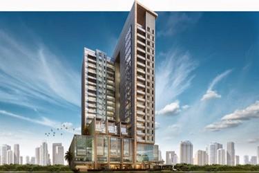 Burj Pacific Apartment by Pacific Ventures at Business Bay