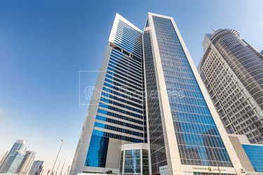 High floor | Fitted | Business Bay