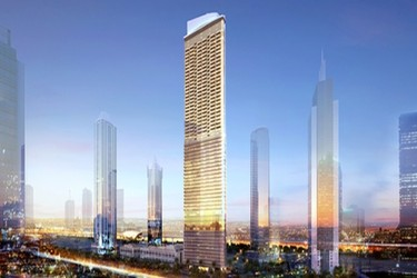 Paramount Tower Hotel & Residences Apartment by Damac Properties at Business Bay