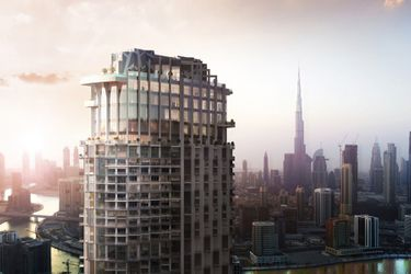 SLS Dubai Hotel and Residences Apartment by WOW Real Estate Development at Business Bay