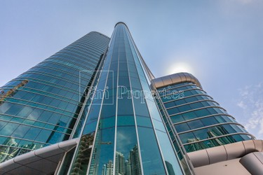 Rented | Fitted Office | The Binary Tower