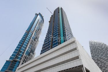 The Court Apartment by Tanmiyat at Business Bay