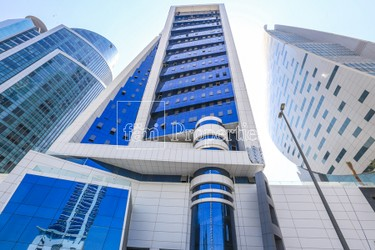 Fitted | Partitioned  office | Exchange Tower
