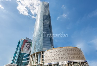 The Prime Tower Apartment by Al Massaleh Real Estate at Business Bay