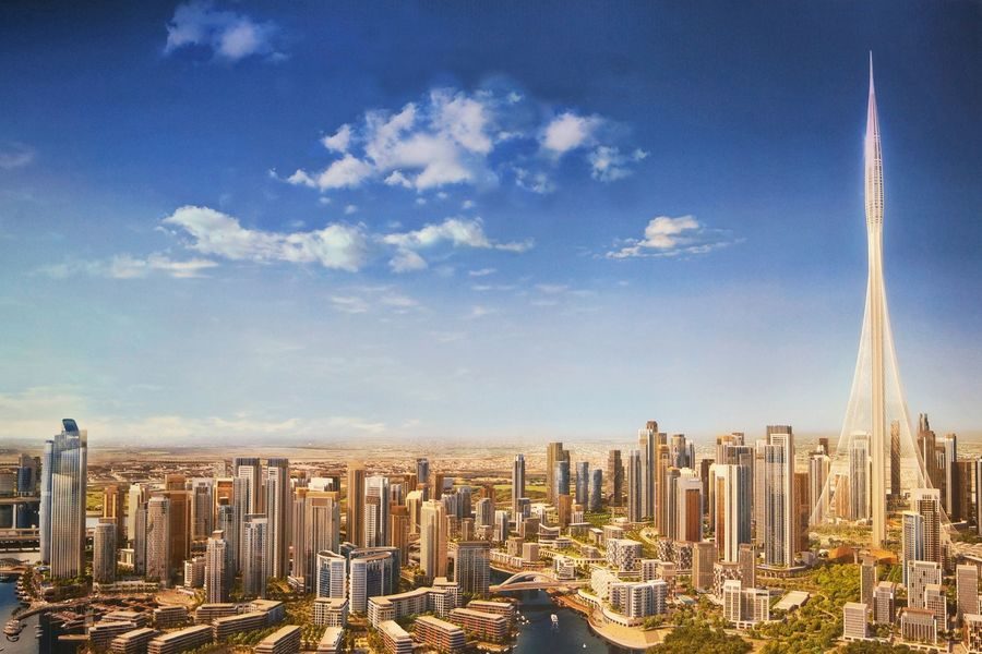 Real Estate Projects In Dubai Creek Harbour