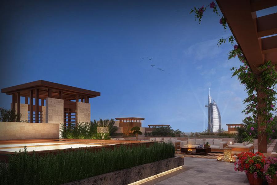 Jumeirah Hills - The Palaces