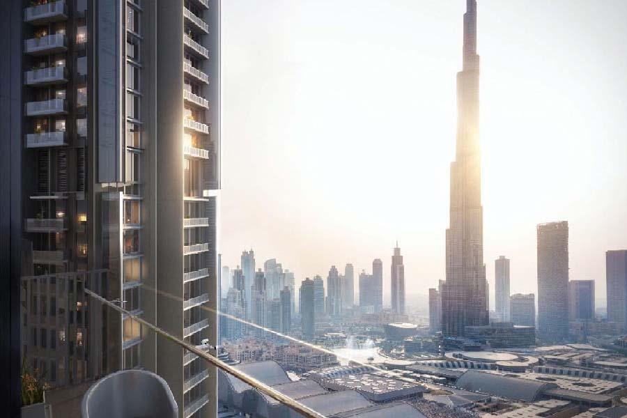 Vida Dubai Mall Tower 2