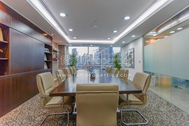 Fitted & Furnished | Corner Office
