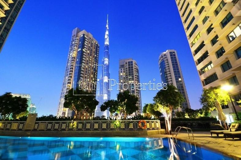 1 Bedroom Apartment for Sale in 29 Burj Boulevard Tower 2 ...