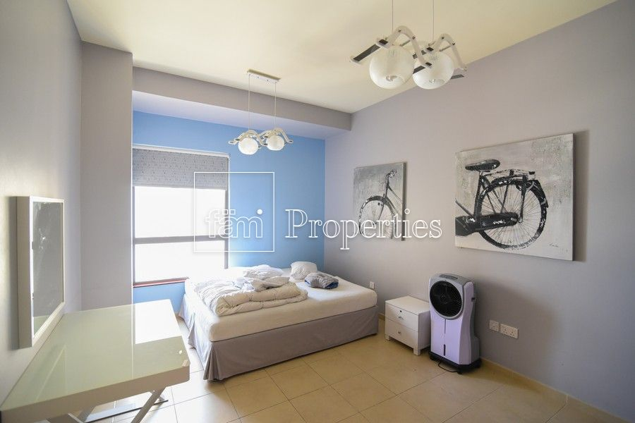 Great Layout Nice Partial Sea View 2BR+L