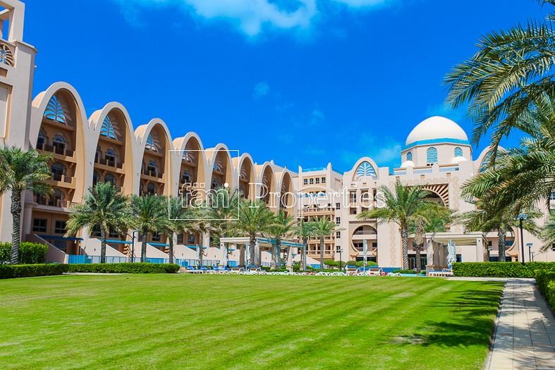 1 Bedroom Apartment for Rent in Sarai Apartments Dubai ...