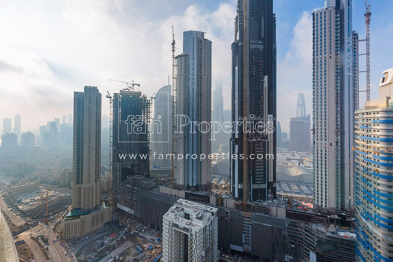 2 Bedroom Apartment for Rent in Upper Crest Downtown Dubai ...